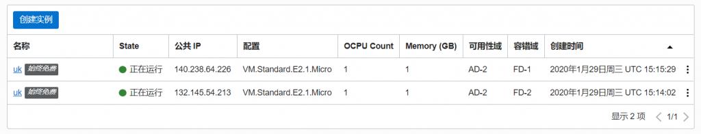《甲骨文 / oracle 换IP的方法》